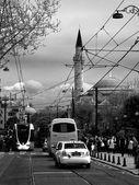 Atik Ali Pasa mosque on Divan — Stock Photo