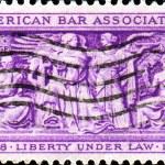 American Bar Association — Stock Photo #38089781