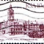 City Hall, Pietermaritzburg — Stock Photo