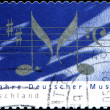 Stock Photo: 50th Anniv of Deutscher Musikrat