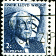 Stock Photo: Frank Lloyd Wright