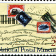National Postal Museum — Stock Photo