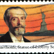 Stock Photo: Bartholdi, Statue of Liberty Sculptor