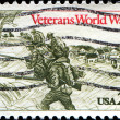 Stock Photo: Veterans World War I