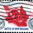 Stock Photo: Battle of New Orleans.