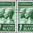 Stock Photo: Doctors Mayo