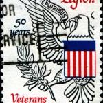 Постер, плакат: American Legion