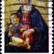 Ghirlandaio - Madonna and Child — Stock Photo #38088207