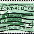 Stock Photo: Fort Sumter