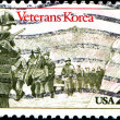 Stock Photo: Veterans Korea