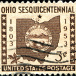 Stock Photo: Ohio Centennial