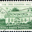 Gunston Hall, home of George Mason — Stock Photo