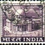 Calcutta G.P.O. — Stock Photo