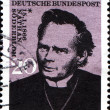 Stock Photo: Birth Centenary of NathSoderblom (Archbishop of Uppsala)