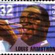 Louis Armstrong — Stock Photo #38089093