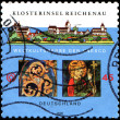 Stock Photo: Klosterinsel Reichenau