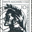 Dante Alighieri — Stock Photo #38089223