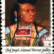 Chief Joseph, National Portrait Gallery — Stock Photo #38089291