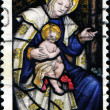 Madonna and Child, Epiphany Window, Washington Cathedral — Stock Photo #38089299