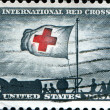 Stock Photo: International Red Cross Centenary