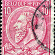 Постер, плакат: King Leopold II of Belgium