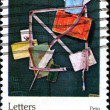 Old Scraps (Old Letter Rack), John Fredrick Peto — Stock Photo