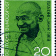 Stock Photo: Gandhi