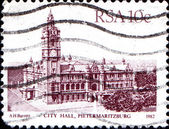 City Hall, Pietermaritzburg — Stock Photo