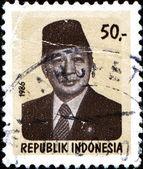 Sukarno prezident — Stock fotografie