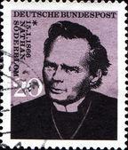 Birth Centenary of Nathan Soderblom (Archbishop of Uppsala) — Stock Photo