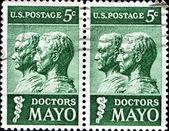 Doctors Mayo — Stock Photo