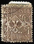 Italienische Wappen — Stockfoto