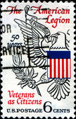 American Legion — Stock Photo