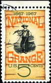 National Grange — Stock Photo