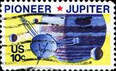 Pioneer - Jupiter — Stock Photo