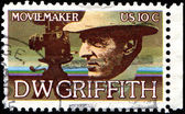D W Griffith, moviemaker — Stock Photo