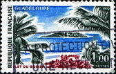 Gosier Islet, Guadeloupe — Stock Photo