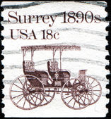 Surrey 1890s — Stock Photo