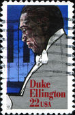 Duke Ellington — Stock Photo