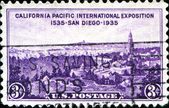 California Pacific International Exposition — Stock Photo