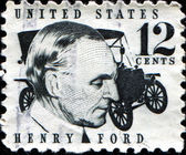 Henry Ford — Stock Photo