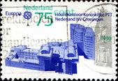Postal Headquarters, Groningen, and Veere Post Office — Stock Photo
