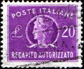 Italia Turrita — Stock fotografie