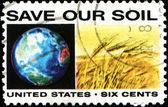 Salvar nuestra tierra — Foto de Stock
