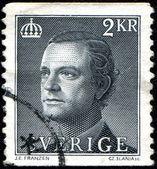 国王卡尔十六世 · 古斯塔夫 — 图库照片