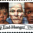 Stock Photo: Help End Hunger
