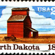 Stock Photo: North Dakota