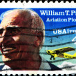 Stock Photo: William T Piper, Aviation Pioneer