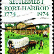 Fort Harrod — Stock Photo