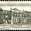 Home of James Buchanan, Whetland — Stock Photo #38091177